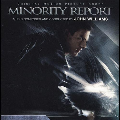 Minority Report [Original Motion Picture Score]