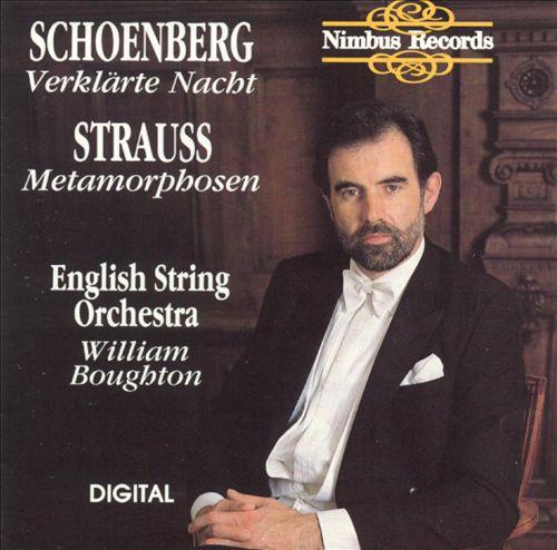 Schoenberg: Verklärte Nacht; Strauss: Metamorphosen