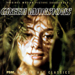 Green Mansions [Original Motion Picture Soundtrack]