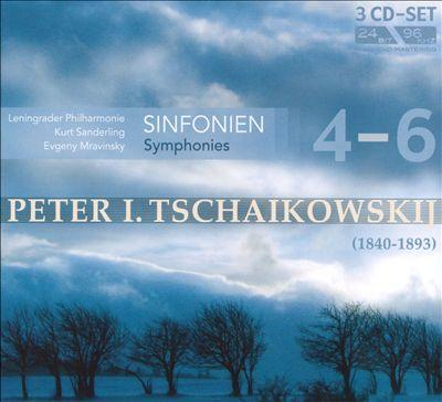 Tschaikowski: Sinfonien 4-6