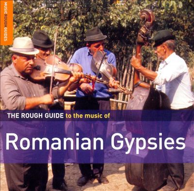 Rough Guide to the Music of Romanian Gypsy