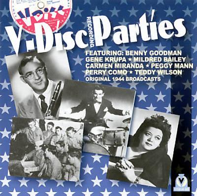 V-Disc Parties, Goodman-Krupa 1944