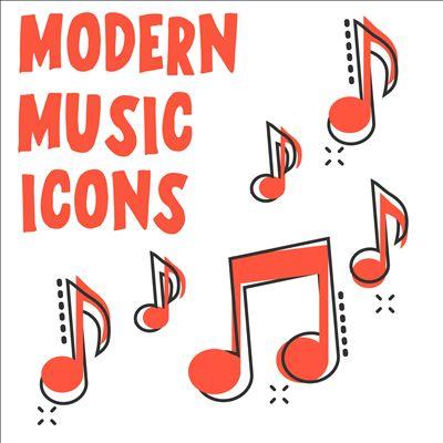 Modern Music Icons