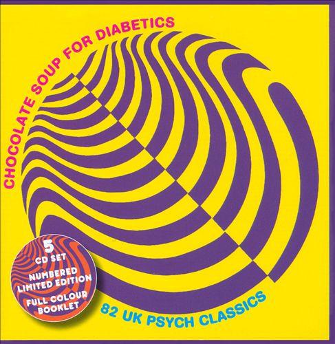 Chocolate Soup for Diabetics, Vols. 1-5: 82 UK Psych Classics