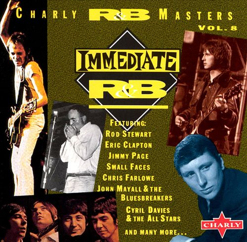 Immediate R&B: Charly R&B Masters, Vol. 8