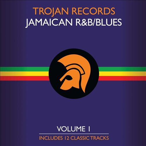 The Best of Jamaican R&B/Jamaican Blues Beat, Vol. 1