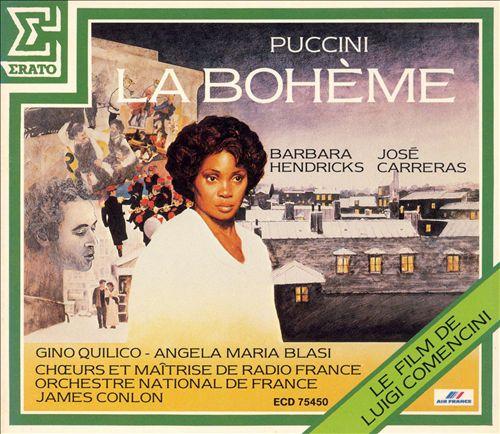 Puccini: La Bohème [Le Film de Luigi Comencini]