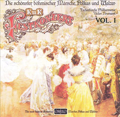 K.u.K. Festkonzert, Vol. 1