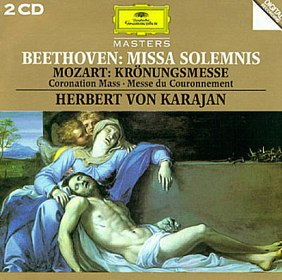Beethoven: Missa Solemnis; Mozart: Krönungsmesse