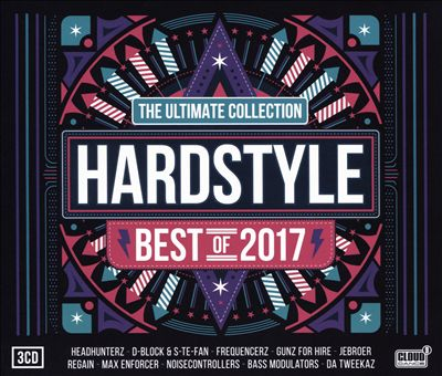 Hardstyle the Ultimate Collection: Best of 2017