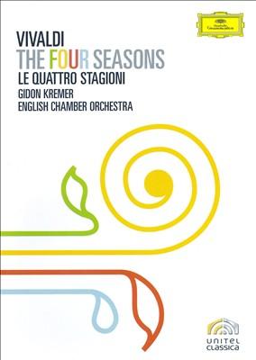 Vivaldi: The Four Seasons [DVD Video]