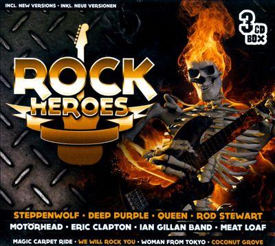 Rock Heroes [Eurotrend]