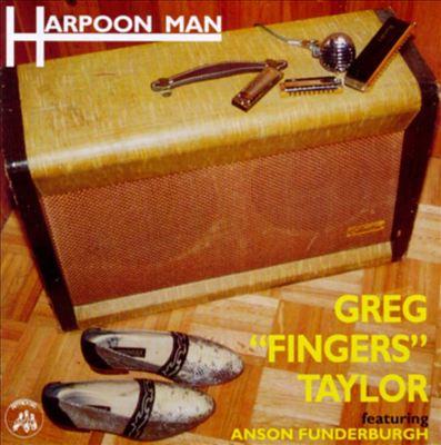 Harpoon Man