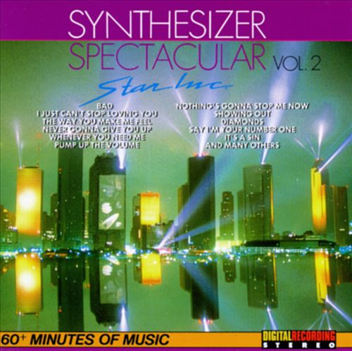 Synthesizer Spectacular, Vol. 2