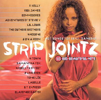 Strip Jointz: Hot Songs for Sexy Dancers
