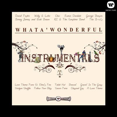 Whata' Wonderful Instrumentals