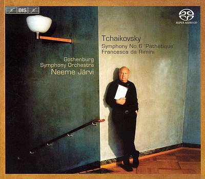 "Tchaikovsky: Symphony No. 6 ""Pathétique""; Francesca da Rimini"