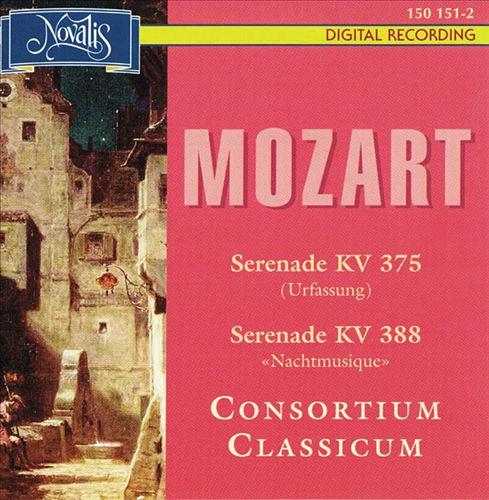 Mozart: Serenade, KV 375 & KV 388