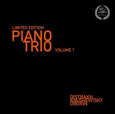 Piano Trio, Vol. 1