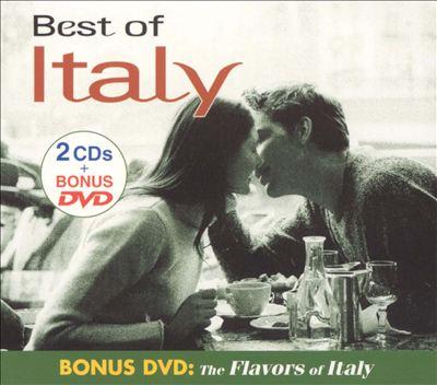 Best of Italy [Bonus DVD]