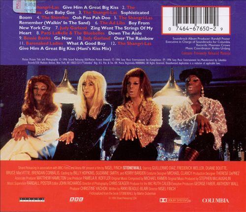 Stonewall [Original Soundtrack]