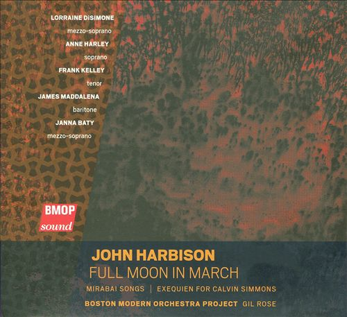 John Harbison: Full Moon in March