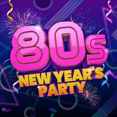 80s New Year's Party
