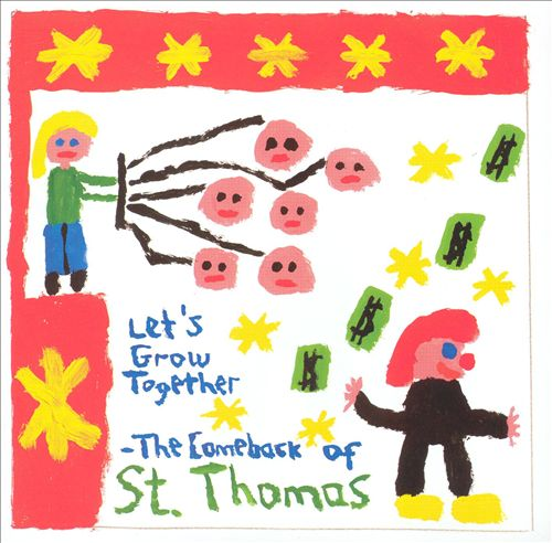 Let's Grow Together-The Comeback of St. Thomas