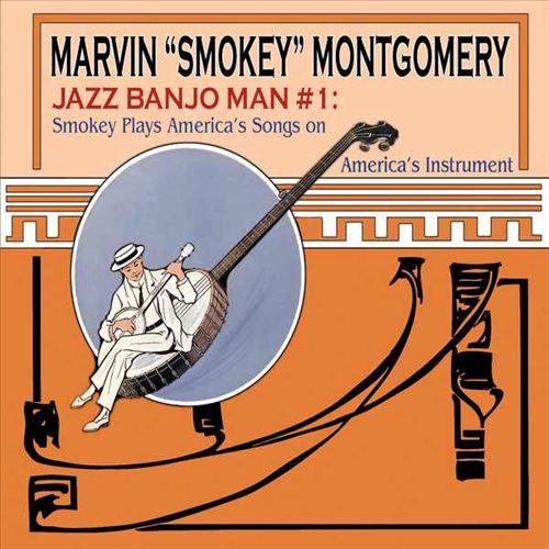 Jazz Banjo Man #1