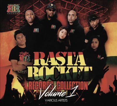 Rasta Rocket Records Collection, Pt. 1