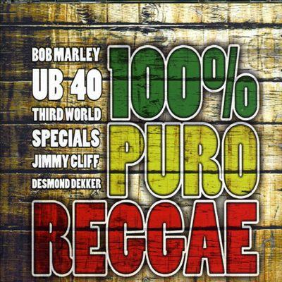 100 Por Ciento Puro Reggae