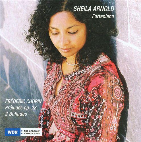 Chopin: Préludes, Op. 28; 2 Ballades