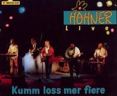 Kumm Loss Mer Fiere! live!