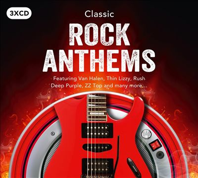 Classic Rock Anthems [Spectrum]