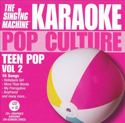 Pop Culture: Teen Pop, Vol. 2