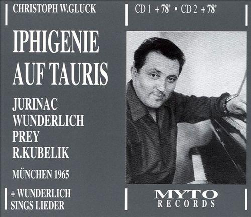 Gluck: Iphigenie auf Tauris