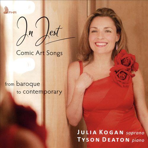 In Jest: Comic Art Songs