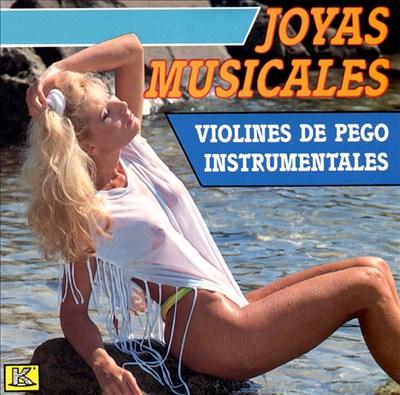 Violines de pego instrumentales