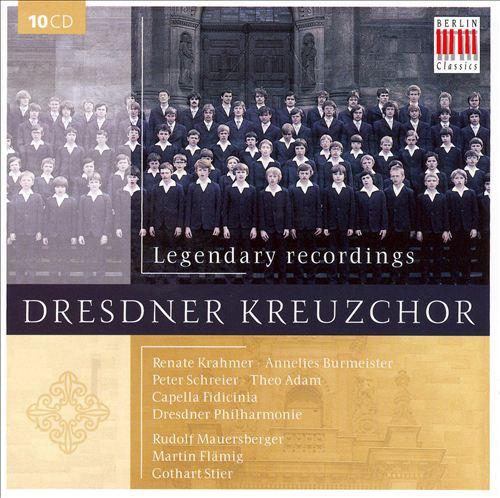 Dresdner Kreuzchor: Legendary [Box Set]