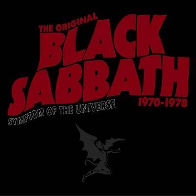 Symptom of the Universe: The Original Black Sabbath (1970-1978)