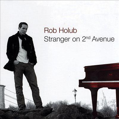Stranger on 2nd Avenue