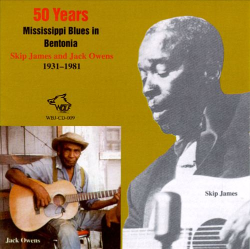 50 Years: Mississippi Blues in Bentonia, 1931-1981