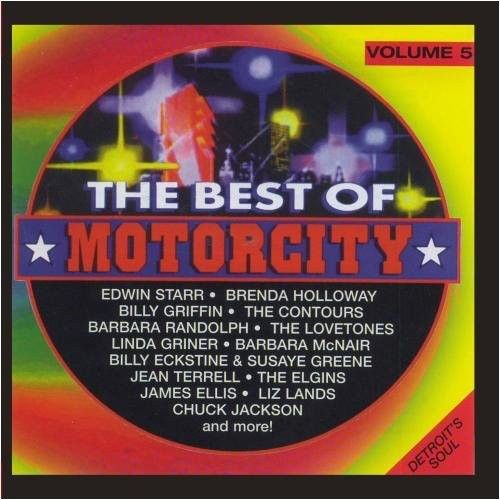 Best of Motorcity, Vol. 5