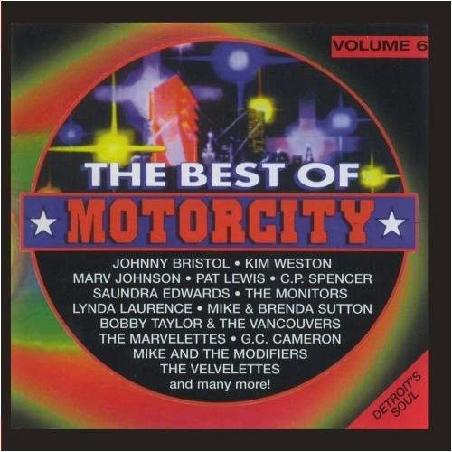 Best of Motorcity, Vol. 6