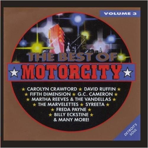 Best of Motorcity, Vol. 3
