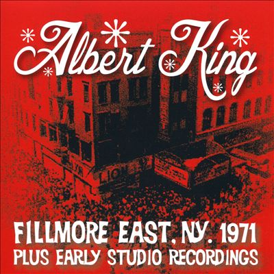 Live at the Fillmore East, NY 1971 Plus Early Studio Recordings