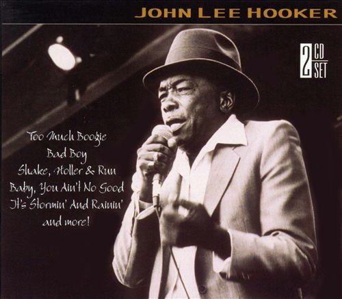 John Lee Hooker [Legend]