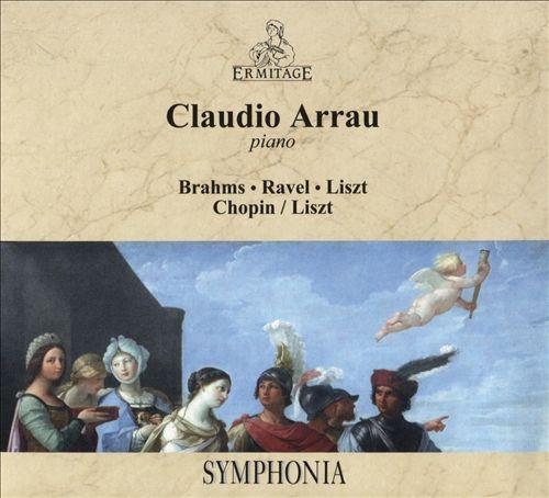 Brahms, Ravel, Liszt, Chopin/Liszt