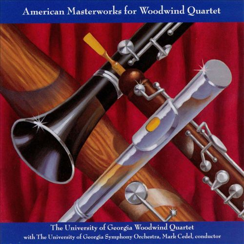 American Masterworks for Woodwind Quartet