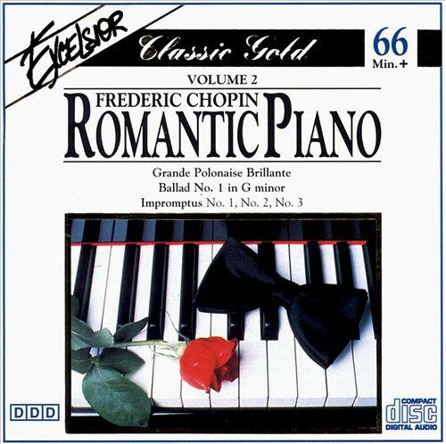 Chopin: Romantic Piano, Vol. 2